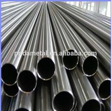 astm b861 extruded gr5 titanium pipe/tube