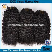 HOT New Product 2014 China Manufacturer Alibaba express brazilian hair weaving bundles kinky curly hair