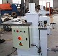 hidráulico de la esquina de metal muescadoras y el agujero de perforación de la máquina de acero para la caja de seguridad manuafacture