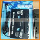 White and Black Car Cassette Adapter Tape Converter