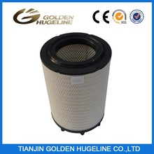 1869992 use heavy truck air filter paper