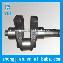 pangkou spare parts city diesel engine partsS195 crankshaft