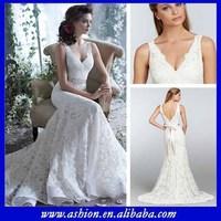 WE-2001 Sleeveless middle east wedding dresses new models alibaba china wedding dress 2016