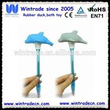 Novelty animal pen plastic dolphin ballpen