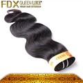 De calidad superior, sin procesar virgen extensión del pelo humano de malasia cabello lacio 3 paquetes