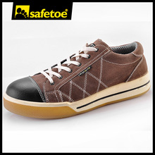 Metal free safety shoe, Composite toe safety shoe, S3 safety shoe