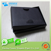 Wholesale - 2014 Marriage Wedding Gift Black Jewelry Box Gift Boxes watch Paper box, black paper