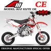 China Apollo ORION 2015 CE MINI CROSS RFZ ELITE 150CC Dirt Bike Pit Bike AGB37-5