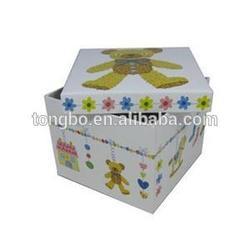 2014 Cheap Price Gift Decorative Food Grade Paper Hot Dog Paper Box