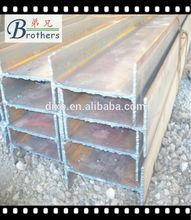GB h profile steel beams