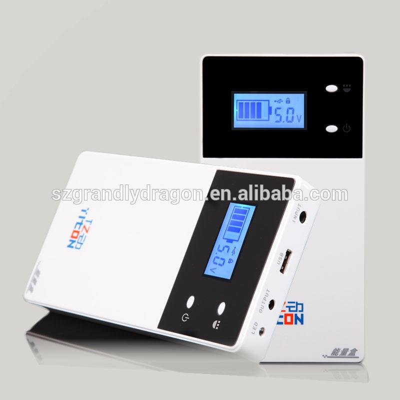 High Capacity 21600mah Portable Power Bank For Laptop / Macbook Pro / Ipad / iphone