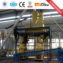 wood pellet manufacturing plant