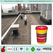 Weather Resistance Polymer Cement Roofing Waterproofing Liquid Paint