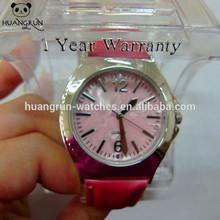 cheap women watch gift set in poker face women watch 2014 leather watch