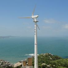 200kw Integrated micro grid tile Island use small wind turbine