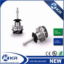 Super brightness 40 w 4800 lumens cree xml2 high power led head light / led high power
