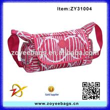 fashion crinkle nylon women's shouler bag