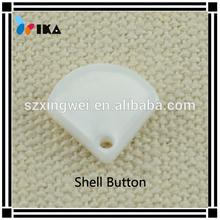 fashion sublimation shell pendants for garment