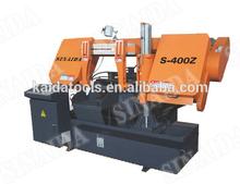 SINAIDA High Precision Fully automatic horizontal band saw for 400mm