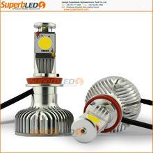 DC12V-24 with high lumen Cree chip led headlight bulb for Skoda octavia led headlight