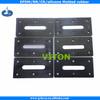 Jiangyin Huayuan supplys various OEM viton rubber cushion