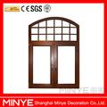 rivestimento in alluminio in legno speciale design francese finestra con griglie