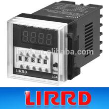 4 panel type multiplex preset digital electric counter LC4J