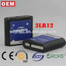 hot sale 3LR12 Battery alkaline battery LR12