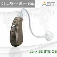 new AST LENX 8E BTE OE hearing aids better than siemens