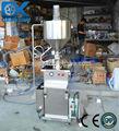 Semi- automatico vaselina máquina de llenado de líquido espeso de la fábrica de guangdong