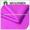 mulinsen têxteis de alta qualidade tecido percal sateen tecido de algodão