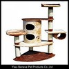 Cat Tree Condo Furniture Kitty Scratch post Pet House Bed