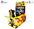 Galaga de vídeo de la máquina máquina de poker de la máquina