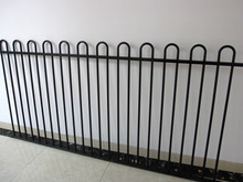 High quality steel or aluminium fence with suitable price:types of fences perimeter