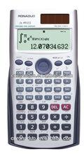 FX-991ES 10+2 scientific calculator 2 line big scientific solar battery free calculator