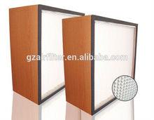 dust hepa filter sheet