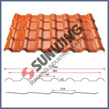 roof tile fiberglass spanish roofing tiles fiberglass roof tile
