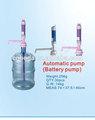 Potable bomba de agua 12 v para beber potable embotellada cargo de la bomba de agua