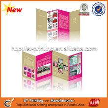 Full color Brochure printing,Flyer printing,Book printing