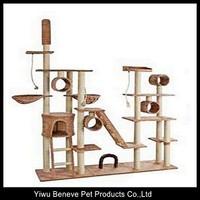 large cat tree multi-level cat furniture 2015 pet products