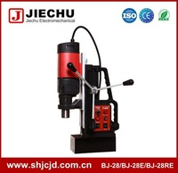 28MM BJ-28 Italy used electric magnetic drill rigs press machine with switch