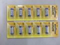 高品質の小型l102823a12vアルカリリモートコントロール用バッテリー