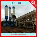 Hzs50 duplo eixo obrigatória misturador de concreto da planta de lote
