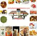 كاشف المعادن الغذائية المهنية العالية للكشف عن رقائق معدنية داخل الغذاء