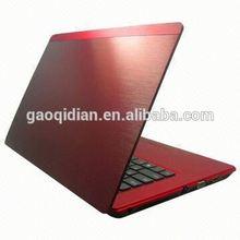 China Super Slim14 Inch Cabon Fiber Case i7 Cpu 3 GHz cheapest Laptop
