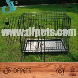 DFPets DFW-005 Factory Supply stainless steel dog kennels