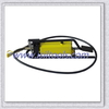 Foot Pedal Hydraulic Pump CFP-800B used to drive crimping head, cutting head and punch head