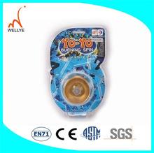 Good quality best yoyo wooden yoyo toy yoyo lanyard new product