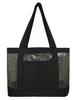 waterproof mesh beach bag/beach umbrella carry bag/tote beach bags