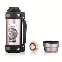 1200 ml vacuum travel pot water bottle baby bottle carrier